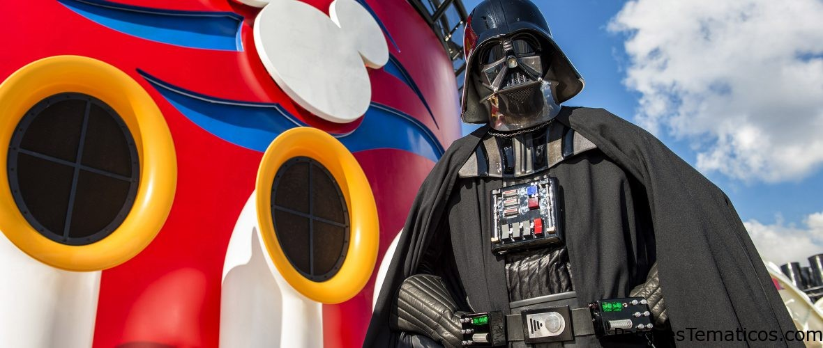 Star Wars Day at Sea regresa a Disney Cruise Line a principios del 2018