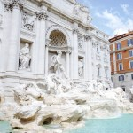 Rome, Italy – Trevi Fountain