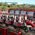 Imágen exclusiva de como será el vehículo de Ferrari Land en PortAventura Park