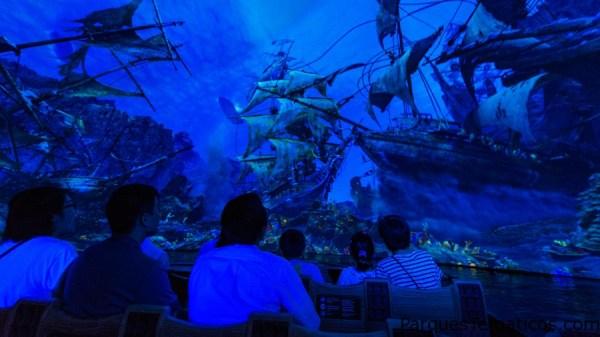 Piratas del Caribe en Shanghai Disneyland recibe premio por FX