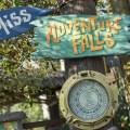 Miss Adventure Falls en el Parque Acuático Disney's Typhoon Lagoon