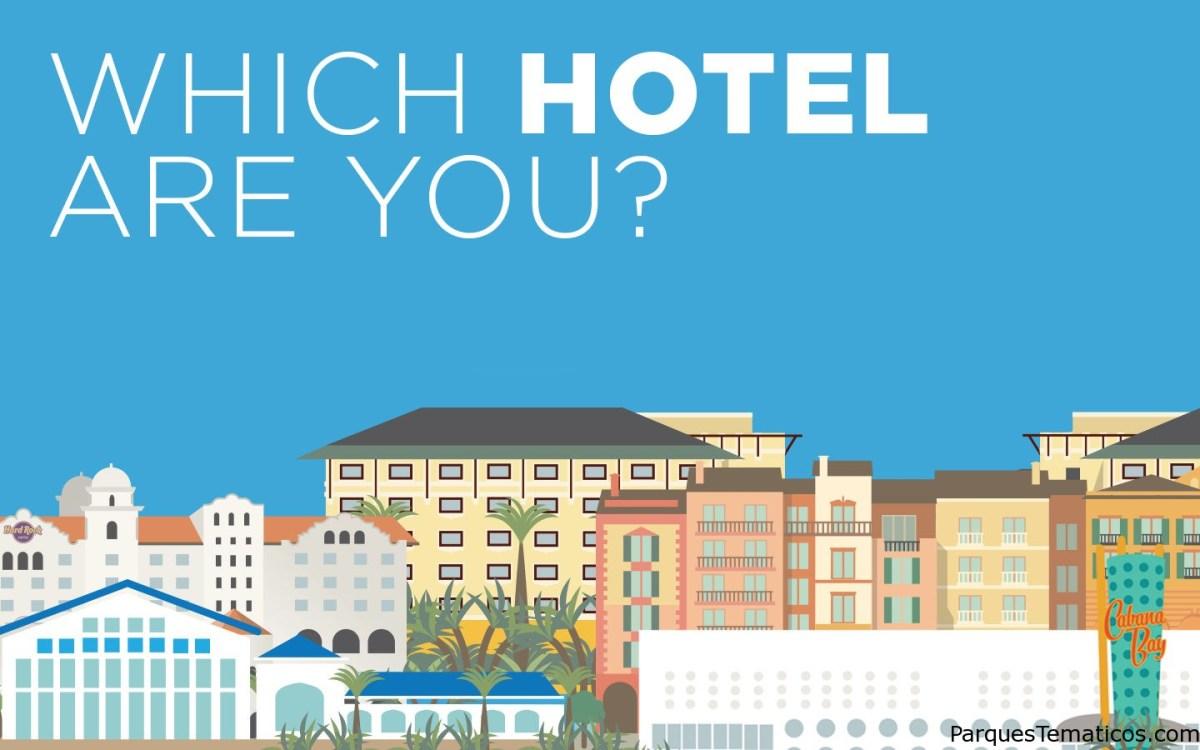 A que hotel ir en Universal Studios Orlando?