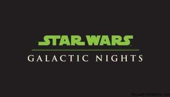 Galactic Nights en Disney´s Hollywood Studios desde el 14 de abril