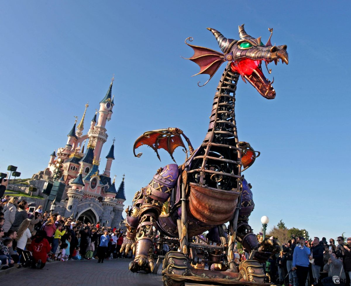 Disney Stars on Parade en Paris