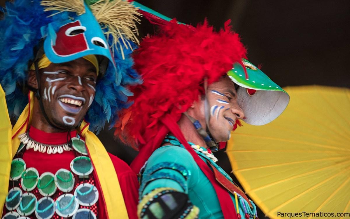 Tres razones para disfrutar del Carnaval en Universal Orlando