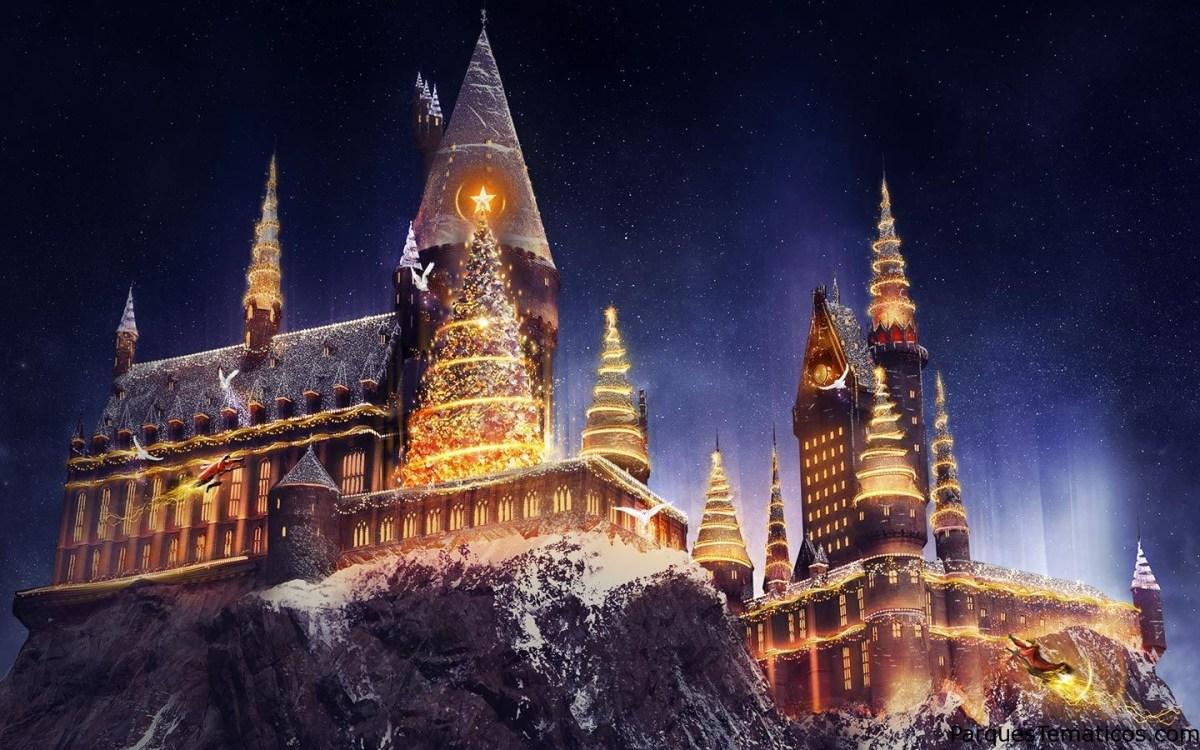 Anticipa la Navidad 2017 en el mundo de Harry Potter