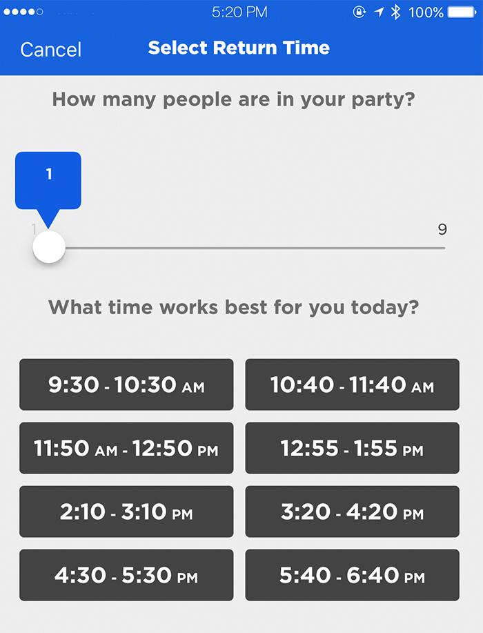 Guía de uso de la nueva Line Virtual de Universal Orlando para «Race Through New York Starring Jimmy Fallon»
