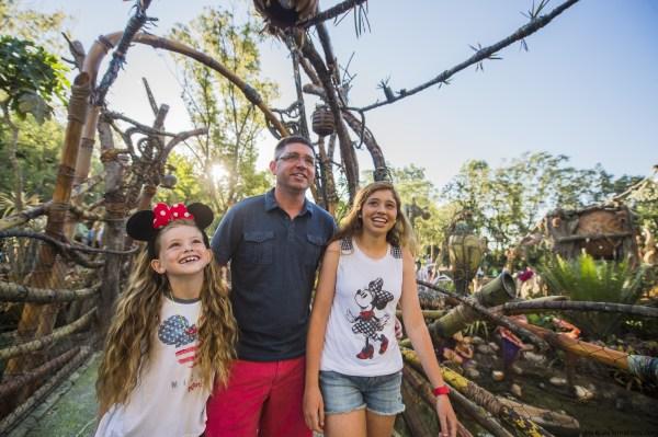 Pandora – The World of Avatar en Disney's Animal Kingdom
