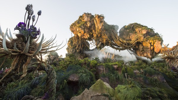 #DisneyParksLIVE Will Stream Pandora – The World of Avatar Dedication Live May 24 at 8:10 a.m. ET