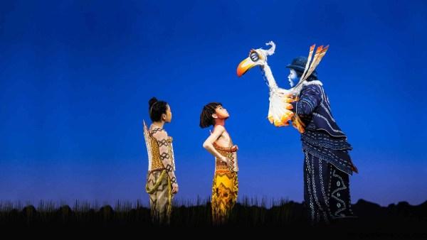 Shows de calidad Broadway en Disney Shangai