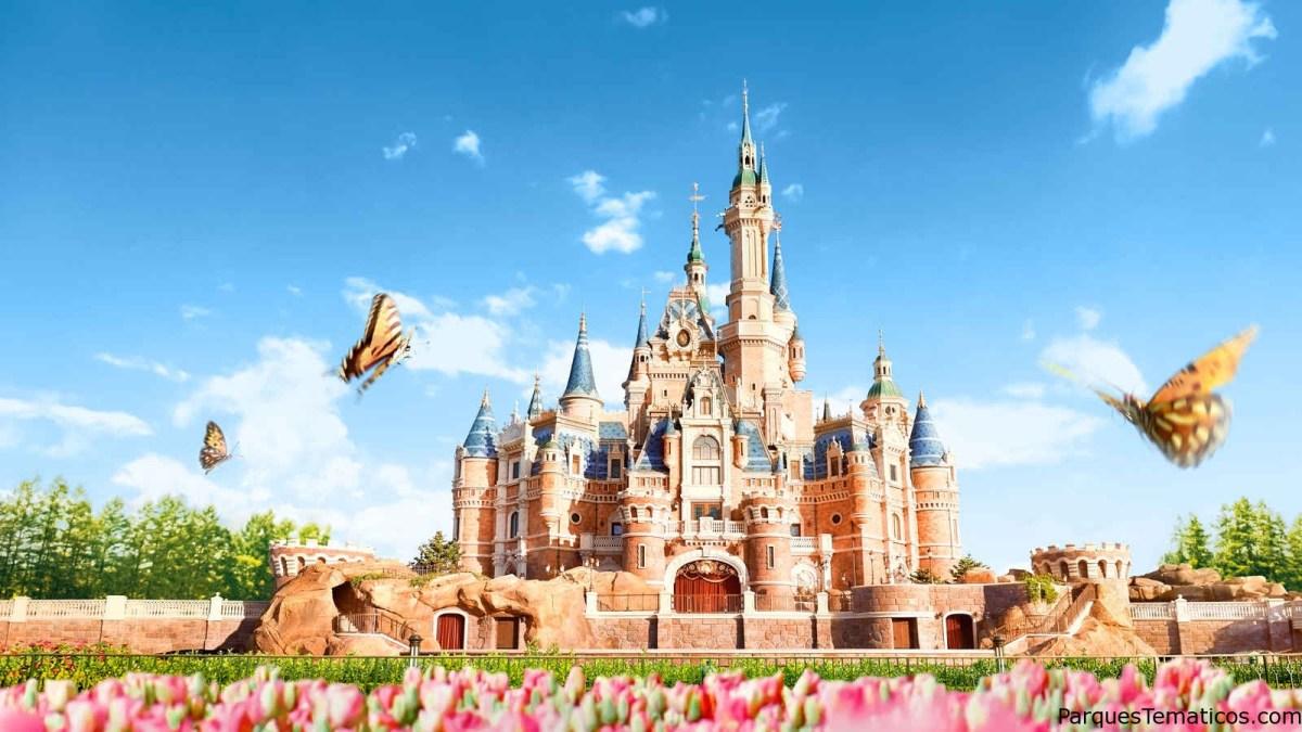 Shanghai Disney Resort en imágenes