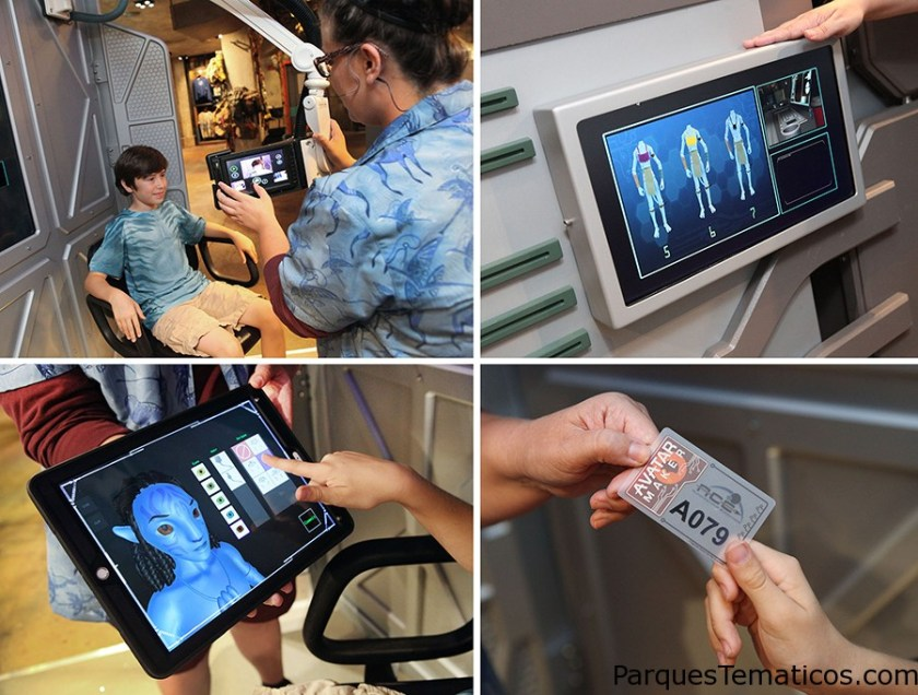 Create Your Own Avatar Action Figure at ACE Avatar Maker in Pandora – The World of Avatar