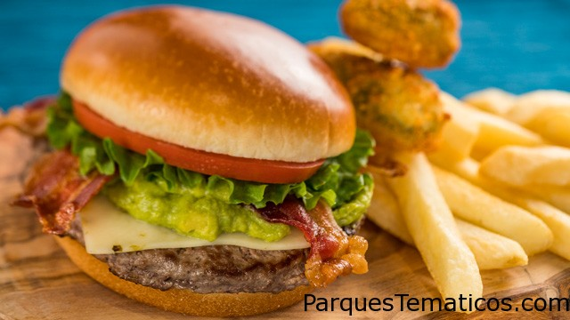 Southwest Burger, ABC Commissary at Disney's Hollywood Studios