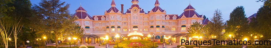 Las ventajas de los hoteles Disneyland Paris
