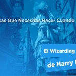 Qué puedes hacer en el Wizarding World of Harry Potter