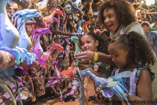 Disfrutando de Na'vi' en Pandora – El mundo de Avatar
