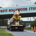 Slinky Dog Dash Ride Vehicle Arrival at Disney´s Hollywood Studios en Walt Disney World