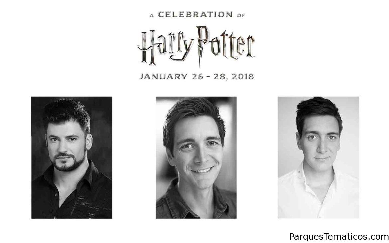 A Celebration of Harry Potter vuelve con Stanislav Yanevski y James y Oliver Phelps