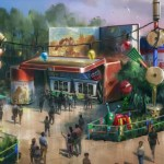 Woody's Lunch Box in Toy Story Land at Disney's Hollywood Studios
