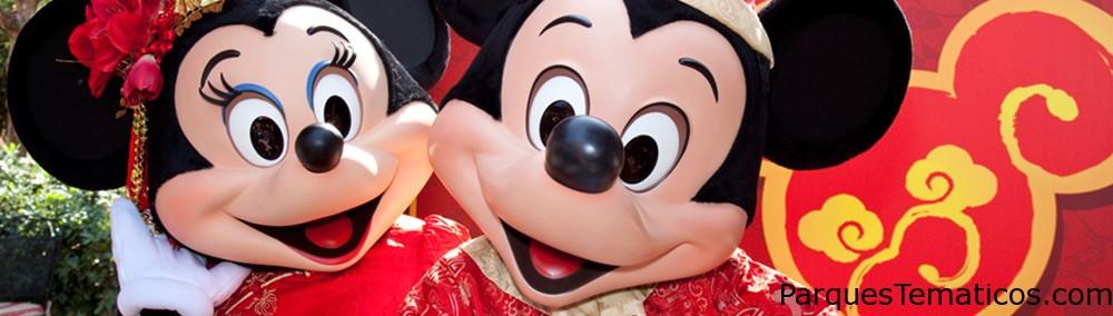 Año Nuevo Lunar en Disney California Adventure Park
