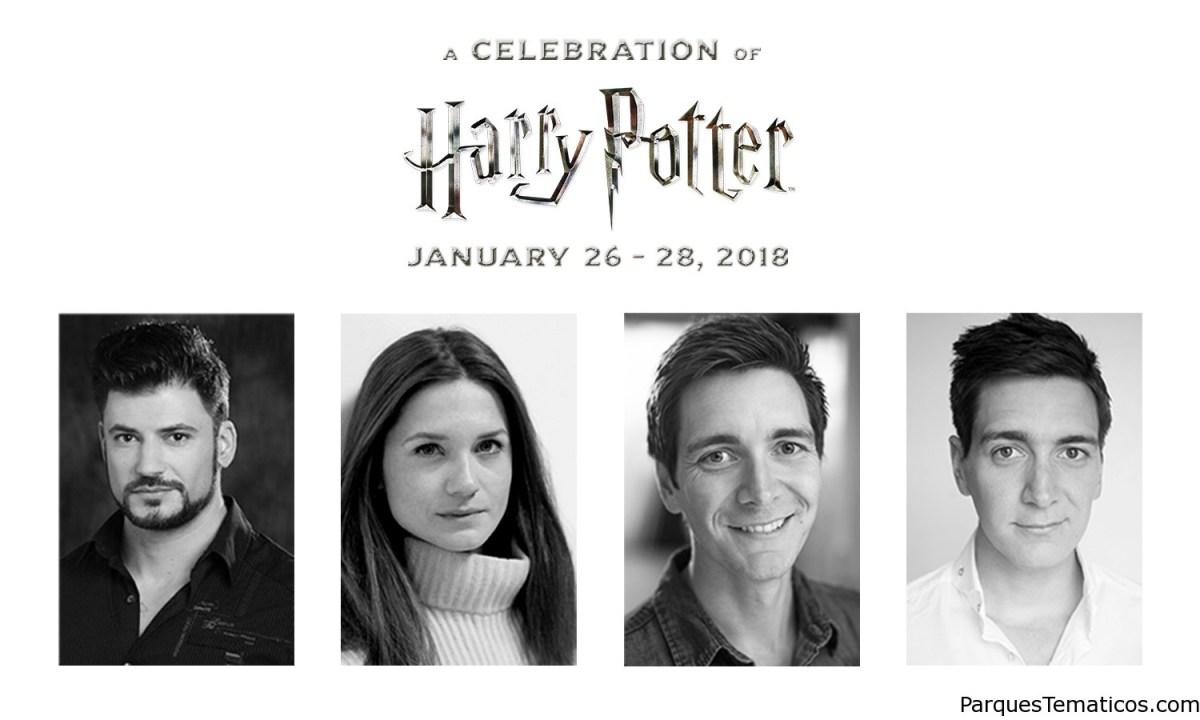 Universal Orlando Resort y Warner Bros. anuncian a Bonnie Wright para «A Celebration Of Harry Potter» 2018