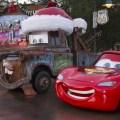 Cars Land en Navidad