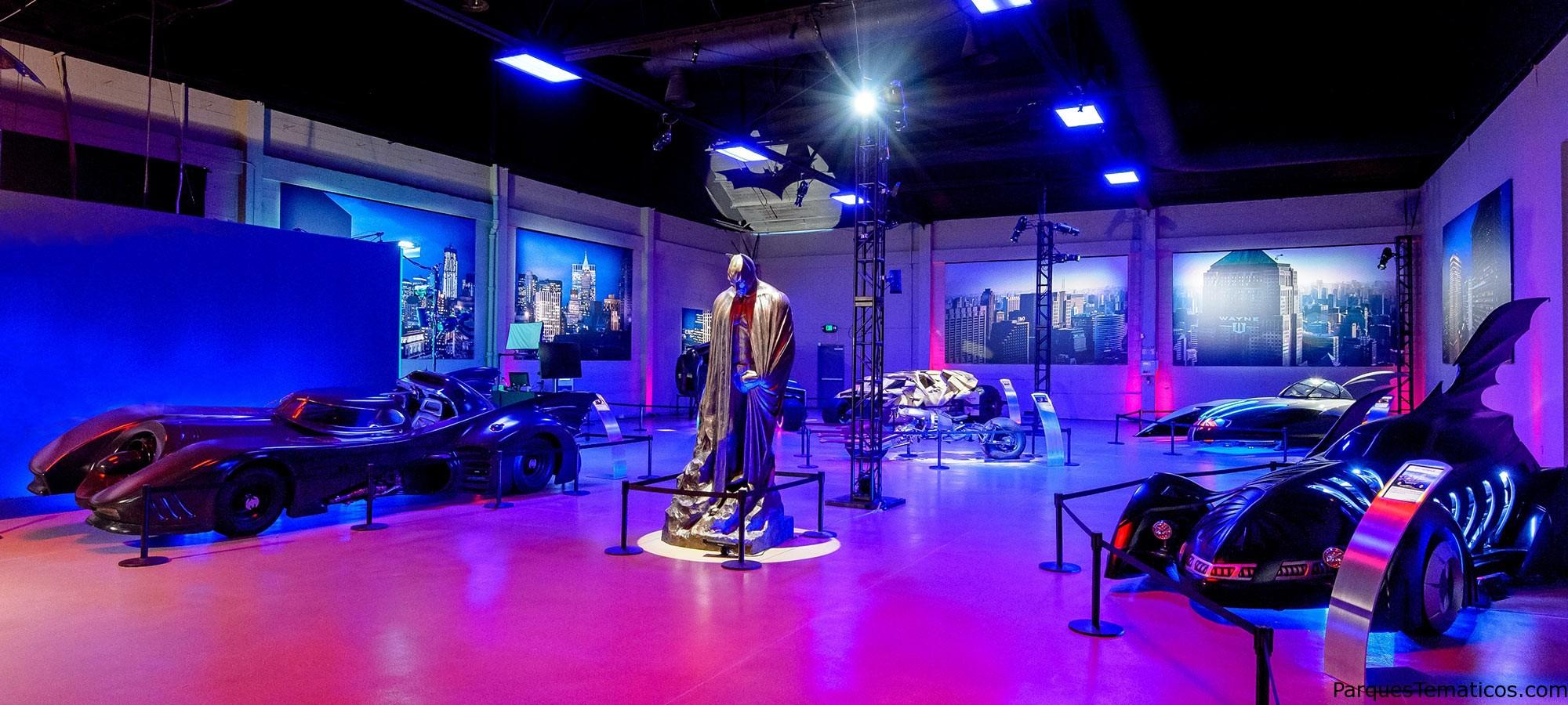 Warner Bross Studios en la ciudad de Los Angeles, Hollywood, California