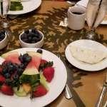 El gran desayuno de Storytellers Caf en disneyland