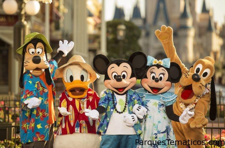Llegan nuevas experiencias de entretrenimientos en los 4 parques Walt Disney World este verano