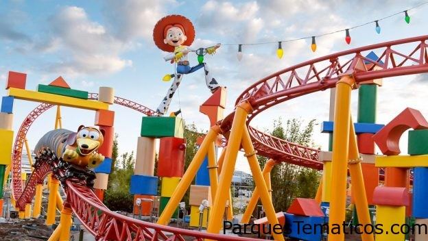 Mamá Experta: Recorriendo el nuevo Toy Story Land, en Disney´s Hollywood Studios