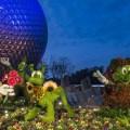Epcot International Flower & Garden Festival hasta el 28 de Mayo de 2018