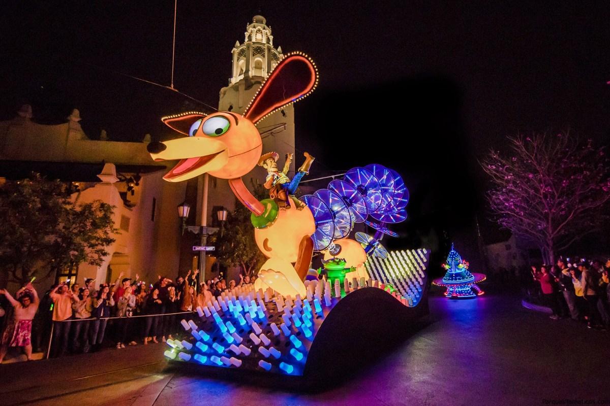 Disneyland Resort celebrar por primera vez Pixar Fest, por tiempo limitado del 13 de abril al 3 de septiembre