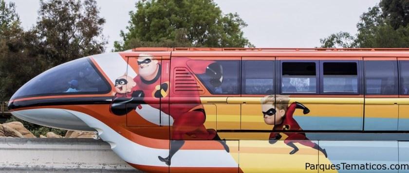 Experiencias para no perderse en el Pixar Fest de Disneyland Resort