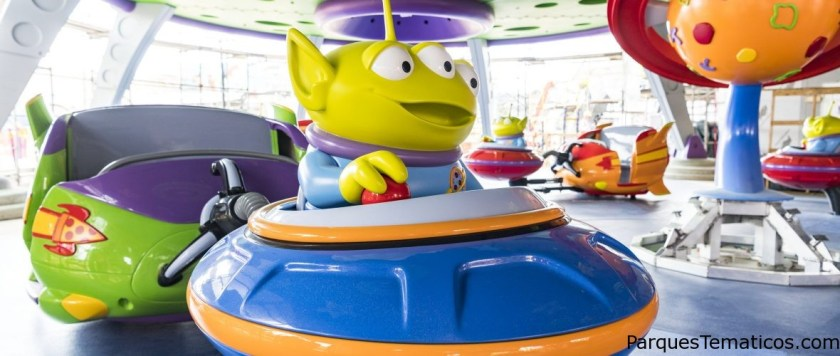 """Toy Story Land Llega a Disney's Hollywood Studios Invitando a Jugar en Grande con Woody, Buzz, Jessie y sus Amigos de """"Toy Story"""""""