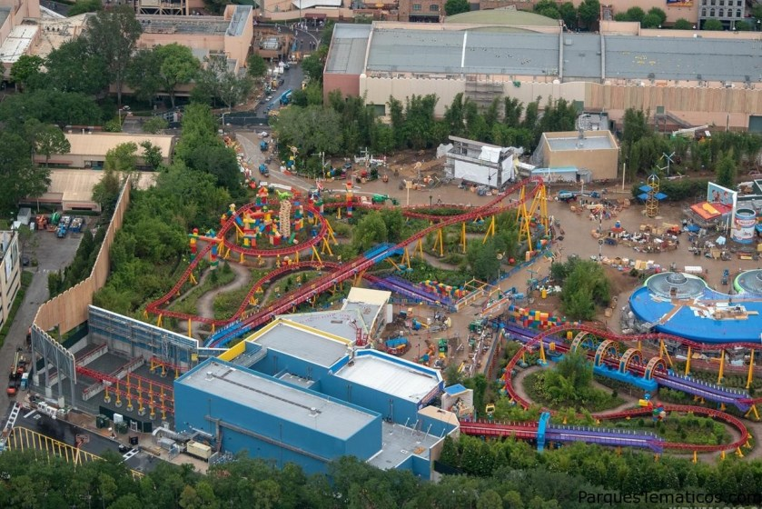 Toy Story Land llega a Disney's Hollywood Studios La inauguración de Toy Story Land será el 30 de junio