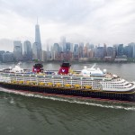 Disney Cruise Line returns to New York in fall 2019 with sailings to luxurious Bermuda, the sun-kissed Bahamas and historic New Brunswick, Canada. Two seven-night sailings from New York treat guests to a double dose of pixie dust with a trip to Walt Disney World and Disney's private island, Castaway Cay.