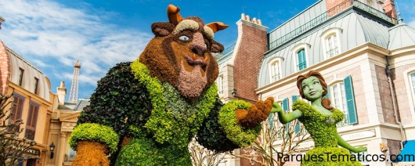 Epcot® International Flower & Garden Festival 2018