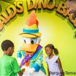 Donald's Dino-Bash! Donald Duck Meet and Greet