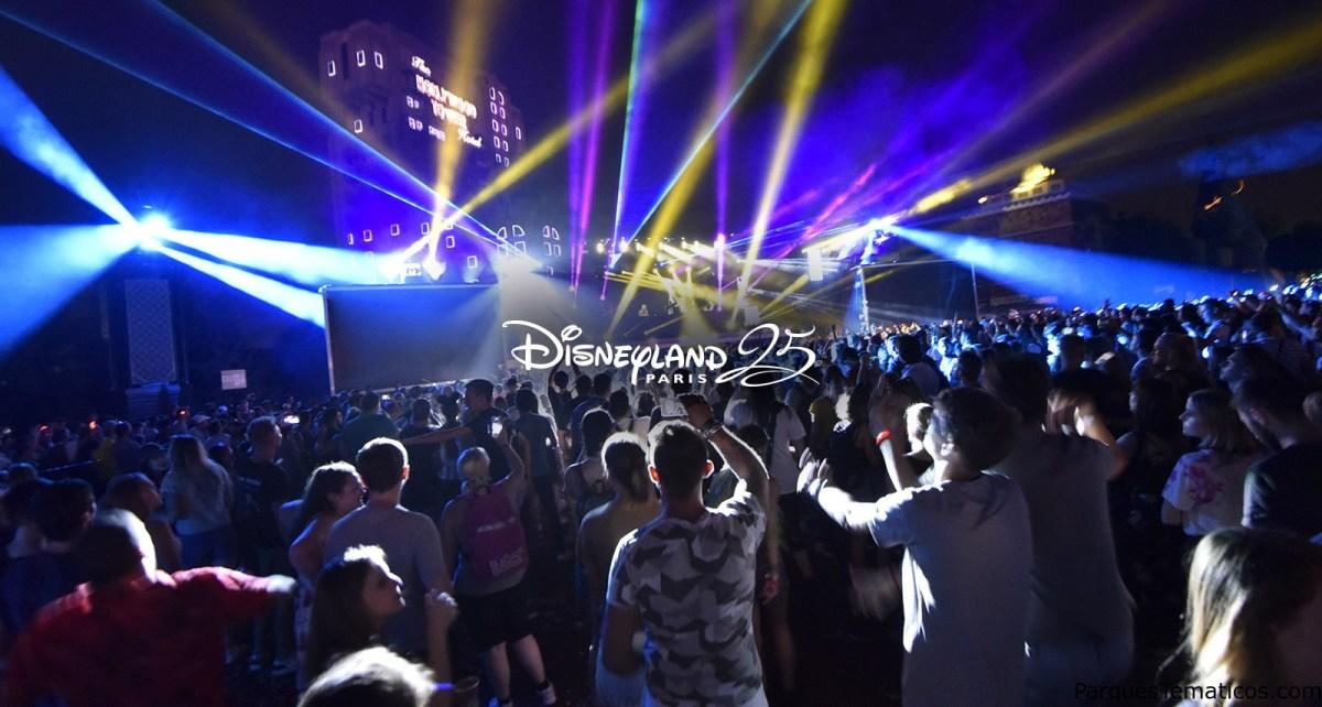 Disneyland París el 29 y 30 de junio 2018, Electroland