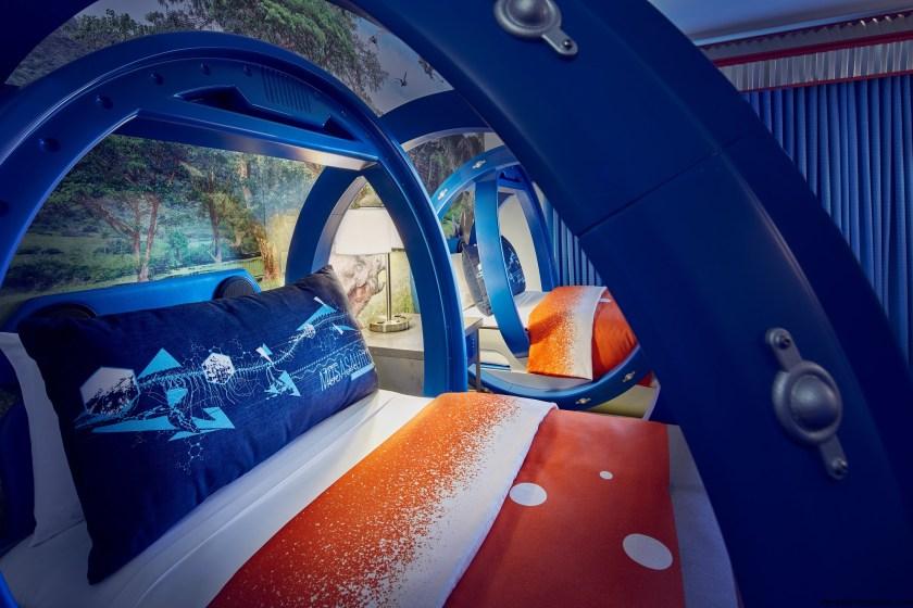 Nuevas suites de Jurassic World en Loews Royal Pacific Resort