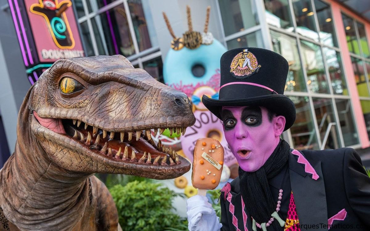 En el día Nacional de la Dona, Voodoo Doughtnut presenta muchos novedades en CityWalk Orlando