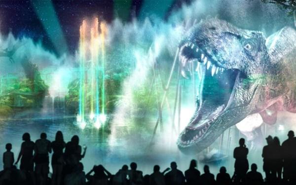 """Llega un nuevo espectáculo nocturno llamado """"Universal Orlando´s Cinematic Celebration"""" desde el verano"""