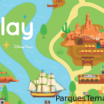 Llegó la nueva App de Play Parks de Disney que llega a Disneyland y Walt Disney World Resorts