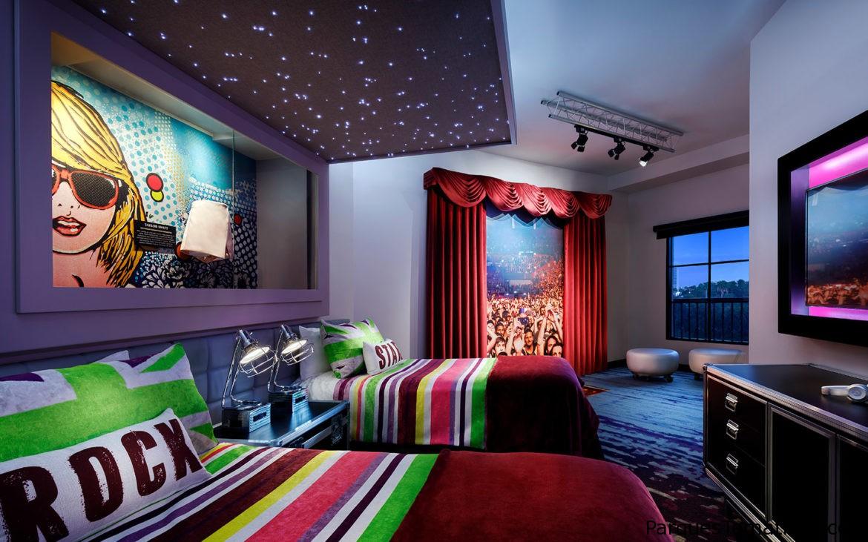 Habitaciones increíbles de ensueño que no creerás que existen en Universal Orlando Resort