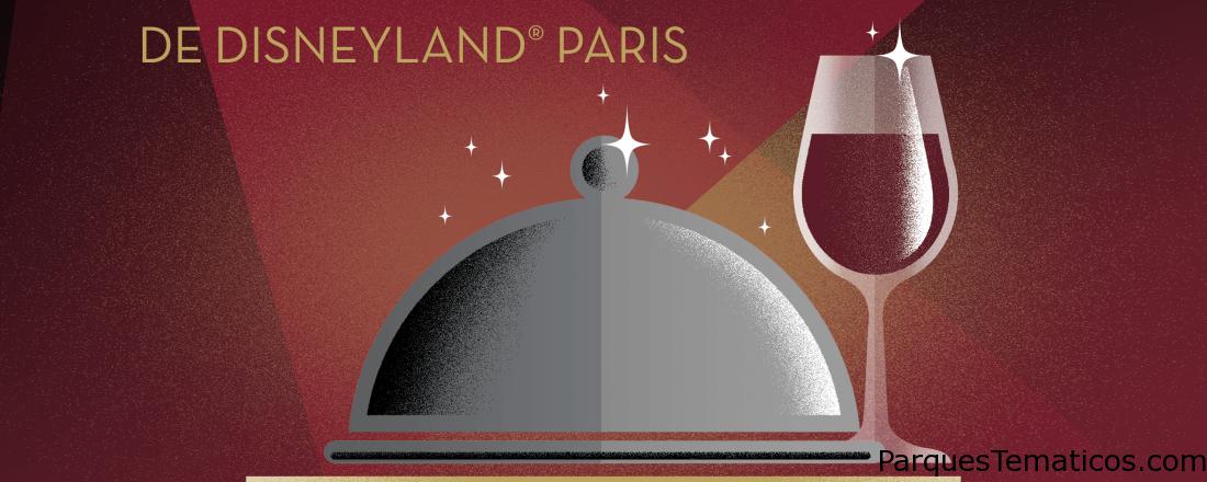 Disneyland Paris presenta Rendez-Vous Gourmand del 27 de julio al 30 de Septiembre en los Walt Disney Studios