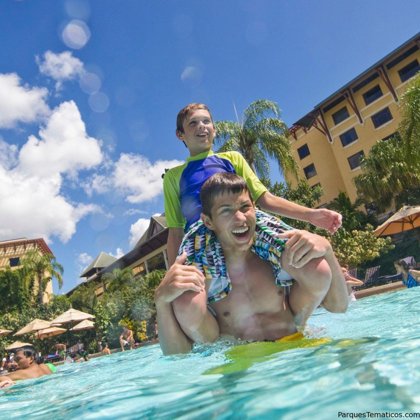 Mamá Experta: Loews Royal Pacific Resort 2018