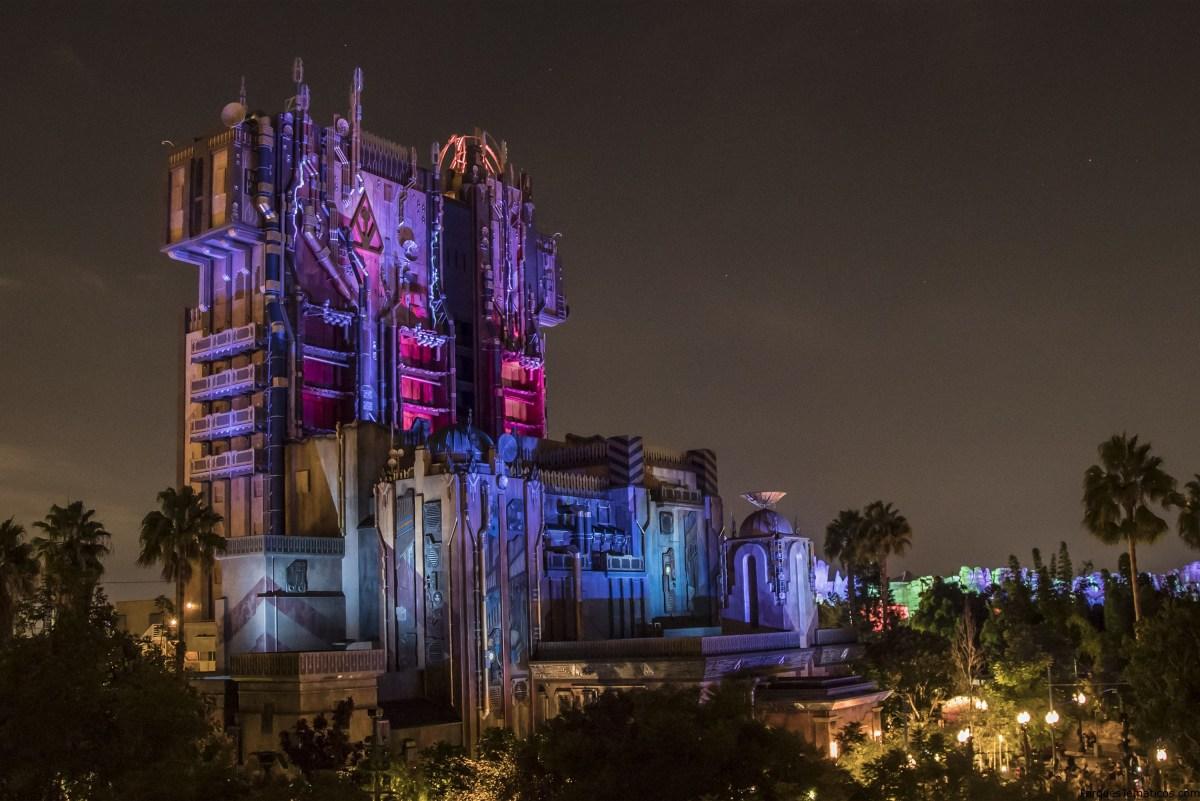 Halloween en Disney California Adventure provoca caos en Guardians of the Galaxy – Monsters After Dark