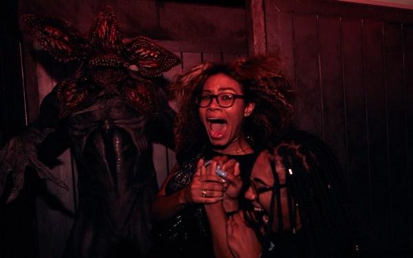 Stranger Things - Halloween Horror Nights 2018