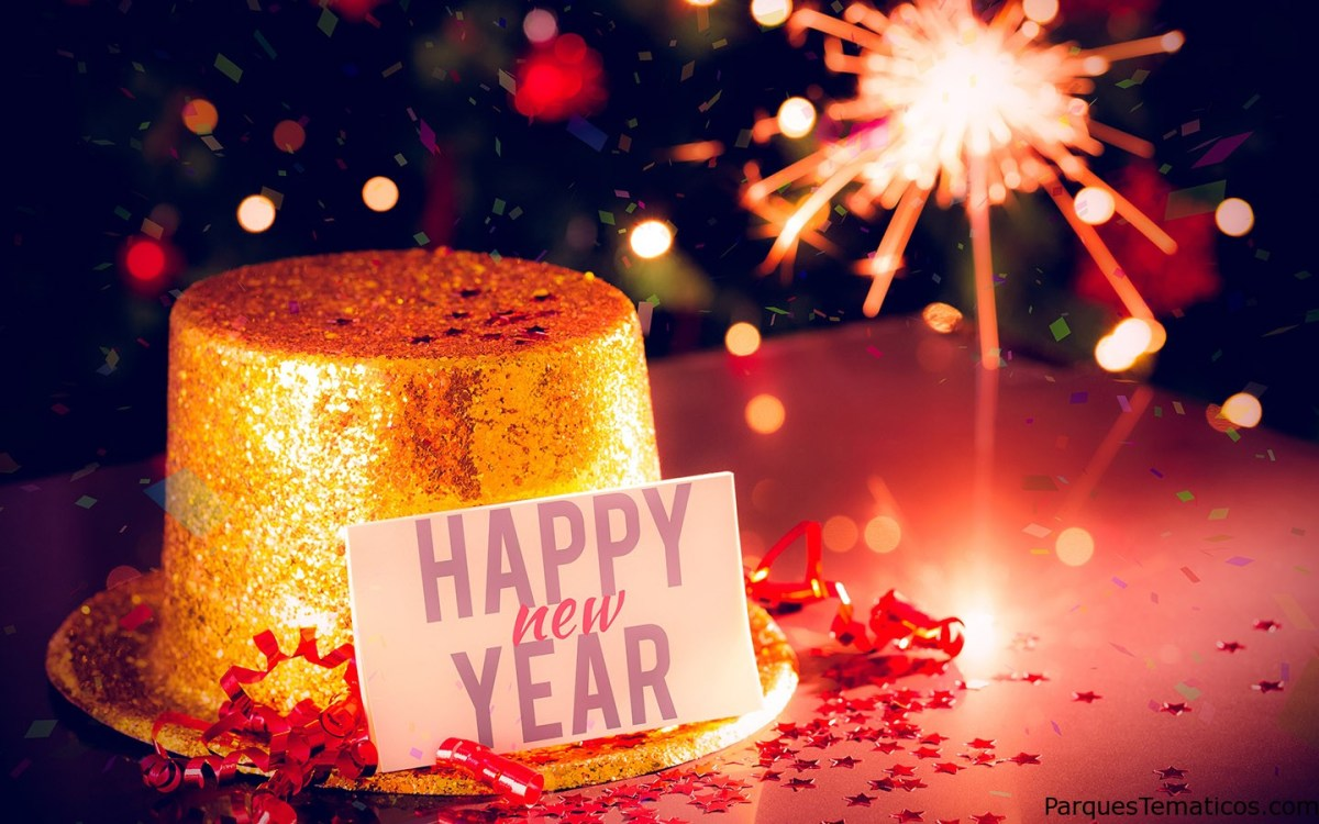 Cómo celebrar el año nuevo en Universal Orlando Resort