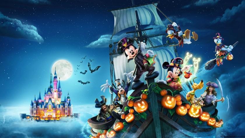 Halloween Time en Shanghai Disney Resort